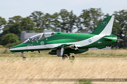 British Aerospace Hawk Mk.65A Royal Saudi Air Force 8813