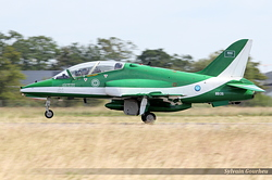 British Aerospace Hawk Mk.65A Royal Saudi Air Force 8806