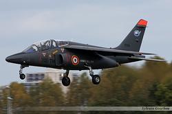 Dassault Alpha Jet E Armée de l'Air E128 / 705-TM