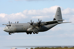 Lockheed C-130J-30 Hercules Norway Air Force 5629