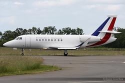Dassault Falcon 2000LX République Française F-RAFC