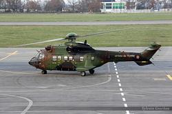 Aérospatiale AS532UL Cougar Armée de Terre 2301 / CGM / F-MC