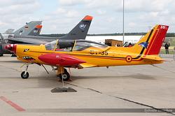 SIAI-Marchetti SF.260M Belgium Air Force ST-35
