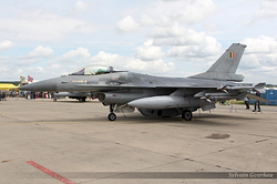 General Dynamics F-16AM Fighting Falcon Belgium Air Force FA-109