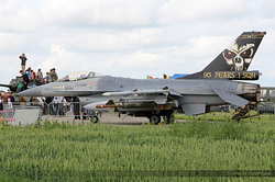 General Dynamics F-16AM Fighting Falcon Belgium Air Force FA-121