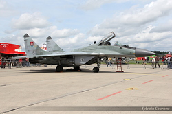 Mikoyan-Gurevich MiG-29AS Slovakia Air Force 6728