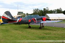 Yakovlev Yak-52 LY-FOU