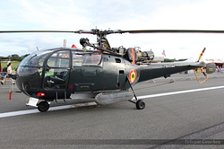 Sud-Aviation SA-316B Alouette III Belgium Navy M-1 / OT-ZPA