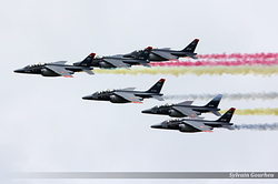Dassault Alpha Jet + Belgium Air Force AT02, AT20, AT23, AT25, AT26 & AT30