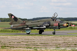 Sukhoi Su-22M4 Poland Air Force 3819