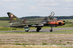 Sukhoi Su-22M4 Poland Air Force 8919