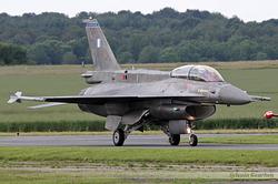 General Dynamics F-16DJ Fighting Falcon Greece Air Force 616
