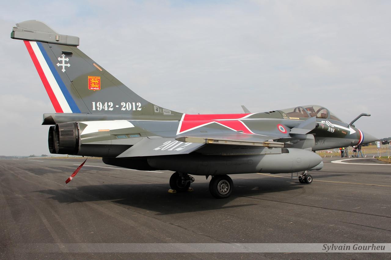 Dassault Rafale C Armée de l'Air 119 / 118-IX