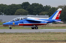 Dassault Alpha Jet E Armée de l'Air 158 / F-TERF / 9