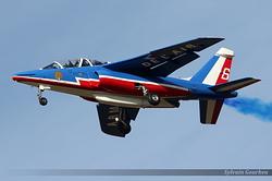 Dassault Alpha Jet E Armée de l'Air 166 / F-UHRW / 6