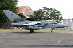 Panavia Tornado GR.1 Royal Air Force ZA585