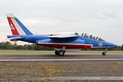Dassault Alpha Jet E Armée de l'Air 46 / F-UHRF / 4