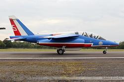 Dassault Alpha Jet E Armée de l'Air 114 / F-TERR / 5