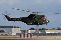 Aérospatiale SA-330B Puma Armée de Terre 1163 / DCR / F-MDCR
