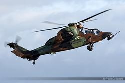 Eurocopter EC-665 Tigre Armée de Terre 2022 / BHG / F-MBHG