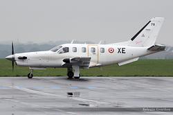 Socata TBM-700A Armée de l'Air 78 / XE / F-RAXE