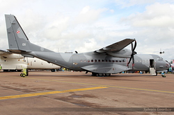 CASA C-295M Poland Air Force 011