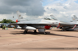 General Dynamics F-16AM Fighting Falcon Netherlands Air Force J-516
