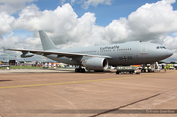 Airbus A310-304/MRTT Germany Air Force 10+25