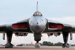 Avro 698 Vulcan B2 G-VLCN / XH558