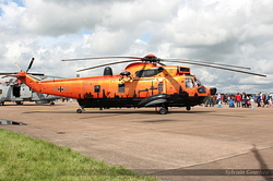 Westland Sea King Mk41 German Navy 89+55