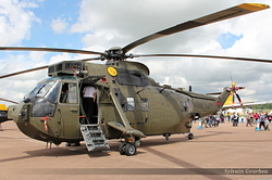 Westland Sea King HC4 Royal Navy ZD626