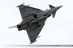 Eurofighter EF-2000 Typhoon FGR4 Royal Air Force ZK333