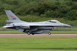 General Dynamics F-16AM Fighting Falcon Norway Air Force 292