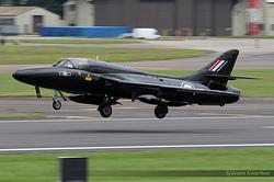 Hawker Hunter T7B Hunter Flight Academy G-FFOX