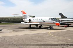 Dassault Falcon 20 CEV CEV 86 / CG / F-ZACG