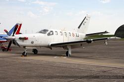 Socata TBM-700 Armée de l'Air 104 / XJ / F-RAXJ
