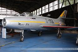 Dassault MD-454 Mystère IVA Armée de l'Air 278 / 8-MB