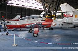 Embraer EMB-312F Tucano Armée de l'Air 498 / 312-UQ