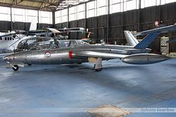 Fouga CM-170 Magister 486 / 312-TX