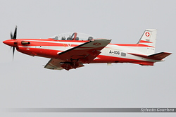 Pilatus PC-21 Switzerland Air Force A-106