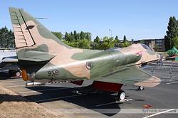 McDonnell Douglas A-4SU Skyhawk Singapore Air Force 938