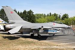 General Dynamics F-16AM Fighting Falcon Denmark Air Force 6F-39 / E-604