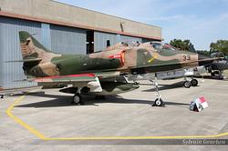 McDonnell Douglas TA-4SU Skyhawk Singapore Air Force 933