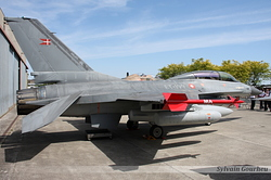 General Dynamics F-16B Fighting Falcon Denmark Air Force 6G-15 / ET-199