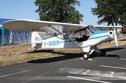 Piper PA-19 Super Cub F-BOER