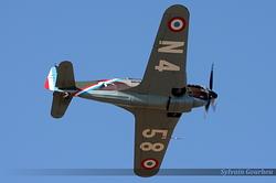 Morane-Saulnier MS-406-C1 HB-RCF