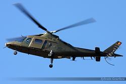 Agusta A-109HO Belgium Army H21