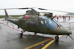Agusta A-109BA Belgium Army H35