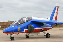 Dassault Alpha Jet E Armée de l'Air 41 / F-TERPA / 4