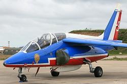 Dassault Alpha Jet E Armée de l'Air 135 / F-TERX / 9